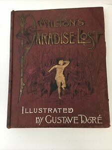 MILTON'S PARADISE LOST Illustrated by Gustave Dore John W. Lovell Company New Yo