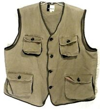 TM Traveler Safari Photographer Fishing Hunting Vest Unisex or Men's XL