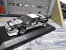 BMW M1 Procar Team Uher Cassani #77 Stuck 1979 RAR Minichamps 1:43