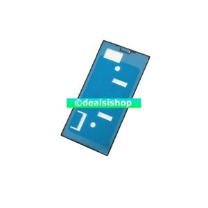 Front Panel Frame Bezel Screen Adhesive Tape for Sony Xperia XZ F8331 F8332 USA