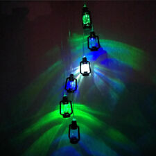 Amazing LED Color-Changing Power Solar Wind Chimes Yard Home Garden Decor US