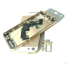 For iPhone 5 5g 5g Back Housing Battery Cover Metal Rear Door Gold Back