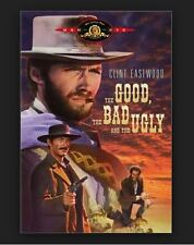 GOOD BAD UGLY DVD NEW   CLINT EASTWOOD WESTERN