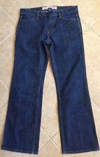 Gap Womens Jeans Low Rise Capri Size 6 Caton & Spendex