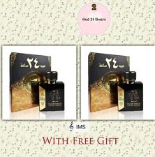 2X Oud 24 Hours 100ml By Ard Al Zaafaran Spray Perfume / Tom Ford Black Orchid