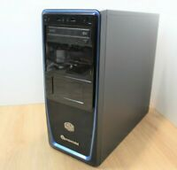 Coolermaster Windows 10 Tower PC AMD FX 4300 Quad 3.8GHz 8GB RAM 1TB HDD HD 5450