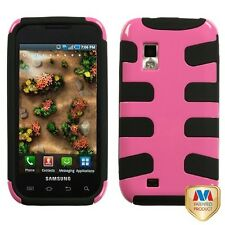 Samsung Fascinate Mesmerize i500 Hybrid Case Skin Cover