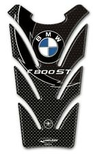 PARASERBATOIO ADESIVI SERBATOIO RESINA 3D CARBONIO MOTO BMW F 800 F800 ST F800ST