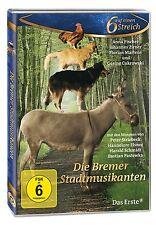 DVD *  DIE BREMER STADTMUSIKANTEN - 6 Sechs auf einen Streich  # NEU OVP %