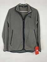 The North Face Glacier Alpine Jacket, Gray, Women's Small