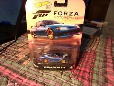 Hot Wheels Forza Motorsport Nissan Silvia S15 Retro Entertainment READ! HTF!