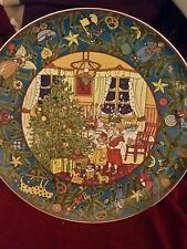 Weihnachtsteller von Villeroy & Boch