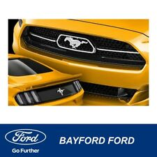 GENUINE FORD MUSTANG CZG RADIATOR GRILLE SNAPS INTO FACIA 09/2014 - 05/2015