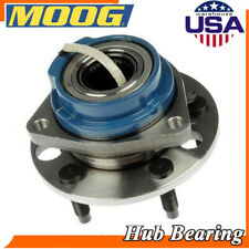 MOOG Wheel Hub Bearing Assembly Front Fits  Buick Cadillac Chevrolet W/ ABS