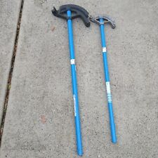 "2-Ridgid Conduit Pipe Benders 1/2"" and 1"""