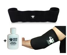 YAYB Bench Press Sling+YAYB Pro Strong Elbow Sleeves 7mm-10% Bench increase