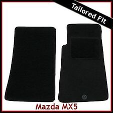 Mazda MX5 mk2 Tailored Fitted Carpet Car Mat (1998 1999 2000..2002 2003 2004...)