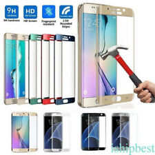 Tempered Glass Film Screen Protector for Samsung Galaxy S7/ S8/ S6 Edge Plus 3D