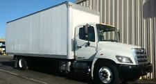 2015 HINO 26FT BOX TRUCK ONLY 32K MILES DELIVERY VAN ISUZU NISSAN MITSUBISHI FOR