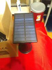 T-SUN 2 Pack LED Solar Spotlights, Waterproof Outdoor Security Landscape Lamps,