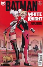 BATMAN WHITE KNIGHT #3 2nd Print Neo Joker 1ST App Harley Quinn NM or Better DC