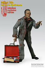 "Sideshow THE DEAD SUBJECT 560 CORPORATE SPOKESMAN EXCLUSIVE 1/6 scale 12"" figure"