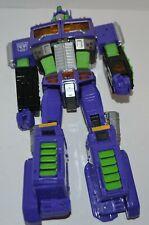Takara Transformers Masterpiece MP-10 Optimus Prime Convoy Project EVA No Feet