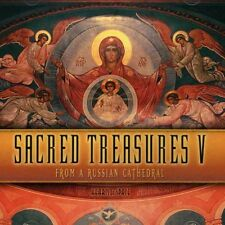 Sacred Treasures 5: - Sacred Treasures 5: From a Russian Cathedral / Various [Ne