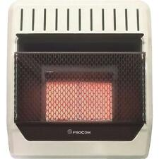 ProCom Vent-Free Infrared Plaque Gas Wall Heater