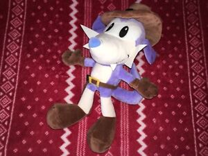 "CUSTOM 11"" FANG NACK Sonic Plush Toy Figure Doll Unofficial NEW"