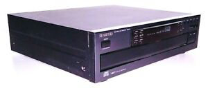 Kenwood 103CD 5 Disk Multiple CD Player Dual 1-BIT D/A Converter Tested & Works