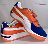 VTG Puma GV Special Kokono NY Mets Style 369664-03 Orange Blue White size 11