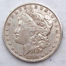 1899-O MORGAN SILVER DOLLAR 90% SILVER $1 COIN US #Q34