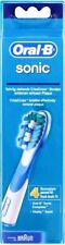 NEW Oral-B Sonic Complete Toothbrush Brush Heads Replacement Vitality 4 count