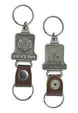 DODGE RAM DUCKS UNLIMITED SNAP APART KEY FOB KEYCHAIN! OFFICIAL OEM MERCHANDISE!