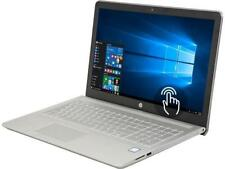 "HP 15-cc123cl 15.6"" Laptop (Factory Recertified) Intel Core i5 8th Gen 8250U (1."