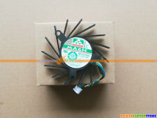 New 73mm MBT7012XF-W20 Fan For EVGA nVidia 9600GT 9800GT Graphics Card