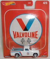 Hot Wheels 63 Studebaker Champ White Valvoline Pop Culture New 2020