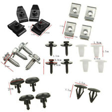 40pcs Car Engine Undertray Cover Clips Bottom Shield Guard Screws For Toyota