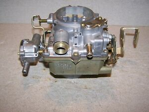 NOS HOLLEY 2-289 2BBL Carburetor 1975 Buick Apollo Century & Olds Omega with 350