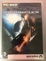 20392 - Tarr Chronicles [NEW SEALED] - PC DVD (2007) Windows XP