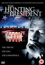 THE HUNTING OF THE PRESIDENT DVD [UK] NEW DVD