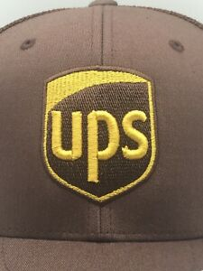 UPSHAT FITTED  Flexfit® 6511 Trucker Mesh  3D EMBROIDERED