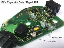 Repair Kit ELV Steering Lock Module 4F0905852B Audi A6 4F 4L Q7 Reparatursatz