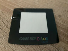REAL GLASS Nintendo Game Boy Color LIGHT Colour GBC Custom Screen Lens Mod