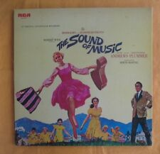 The Sound Of Music soundtrack, gatefold Lp + book - Japan RCA pressing