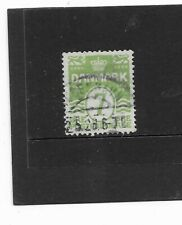 Denmark 1926. Wavey Lines. Used. As Per Scan