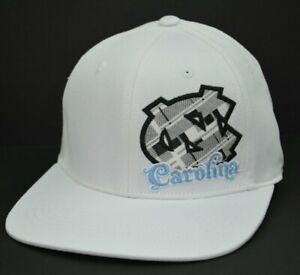 North Carolina Tar Heels NCAA In The Zone Flex Fit Flat Bill Hat