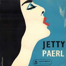 "JETTY PAERL ‎– Jetty Paerl (1957 VINYL EP 7"" HOLLAND)"