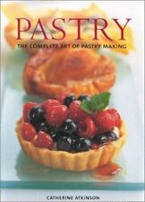 Pastry: The Complete Art of Pastry Making-ExLibrary